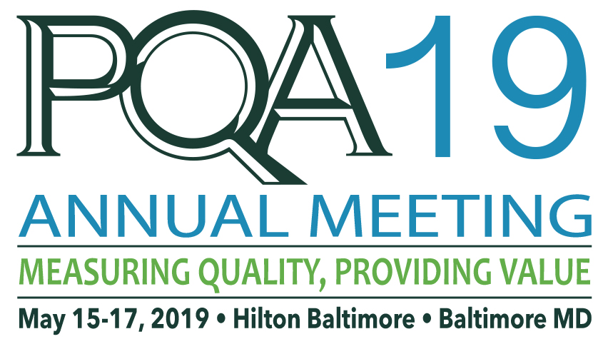 2019 PQA Annual Meeting